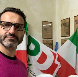 Besuch in Italien beim Partito Democratico