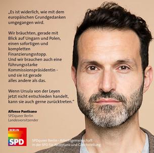 Statement zur Situation der queeren Community in Polen und Ungarn