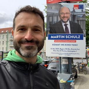Martin Schulz kommt nach Weißensee