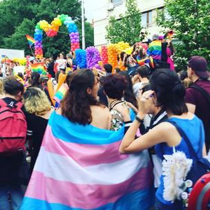 Sofia Pride in Burgarien