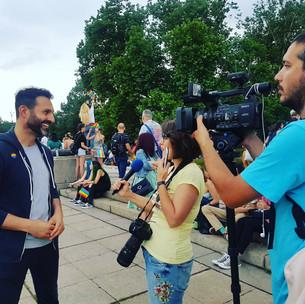 Statement auf dem Sofia Pride (Bulgarien)