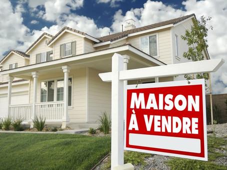 Avant que vous achetiez cette maison
