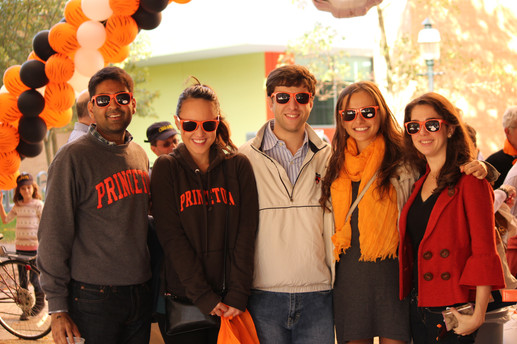 Princeton Alumni Day