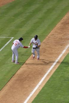 St. Louis Cardinals v. Texas Rangers (World Series 2011, Game 3)
