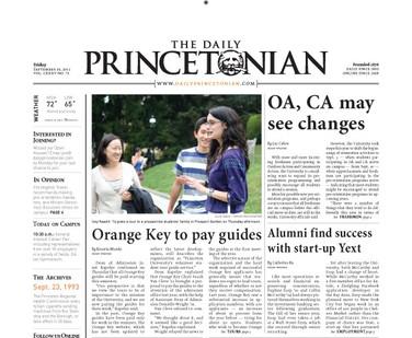 Orange Key to pay guides