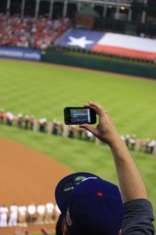 St. Louis Cardinals vs. Texas Rangers (World Series 2011 Game 3)