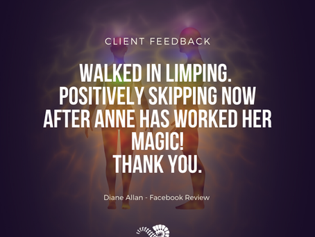 """""""Anne has worked her magic!"""""""