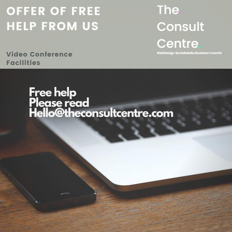 An offer of FREE assistance to our clients and business community group