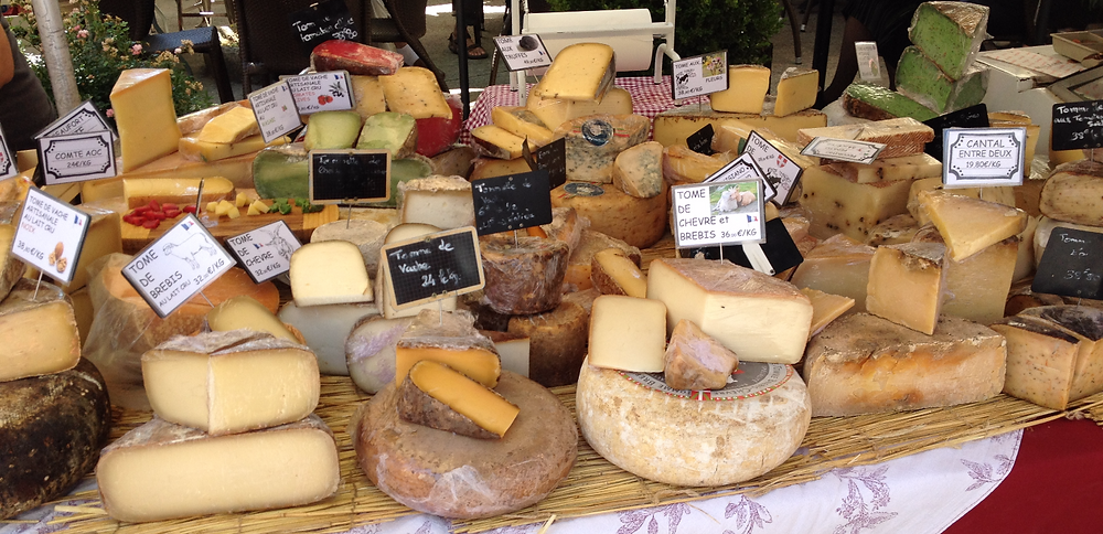 Cheeses of Provence