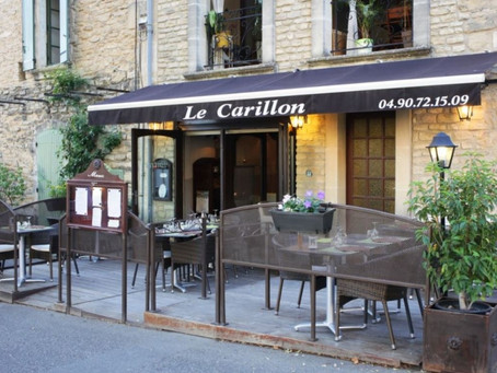 Where I'm eating now - Provence, Part 1