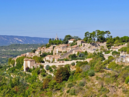Exploring the Luberon Hill Towns - Bonnieux