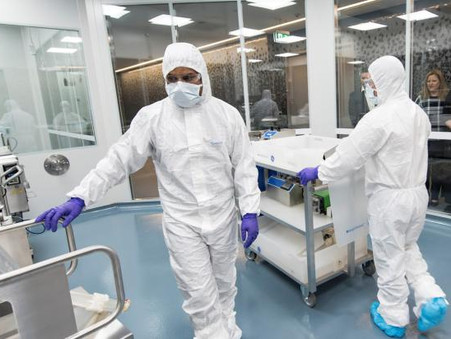 New funding for biologics facility will keep research local