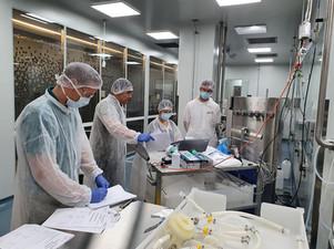 Boosting skills for future biologics industry