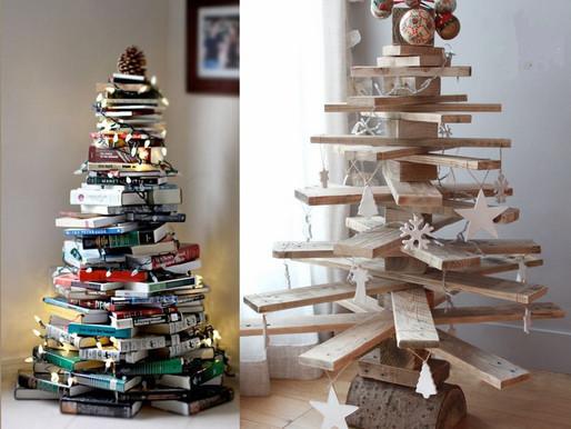 8 alternatives écologiques au traditionnel sapin de Noël 🌲 (la 6ème va vous étonner...)