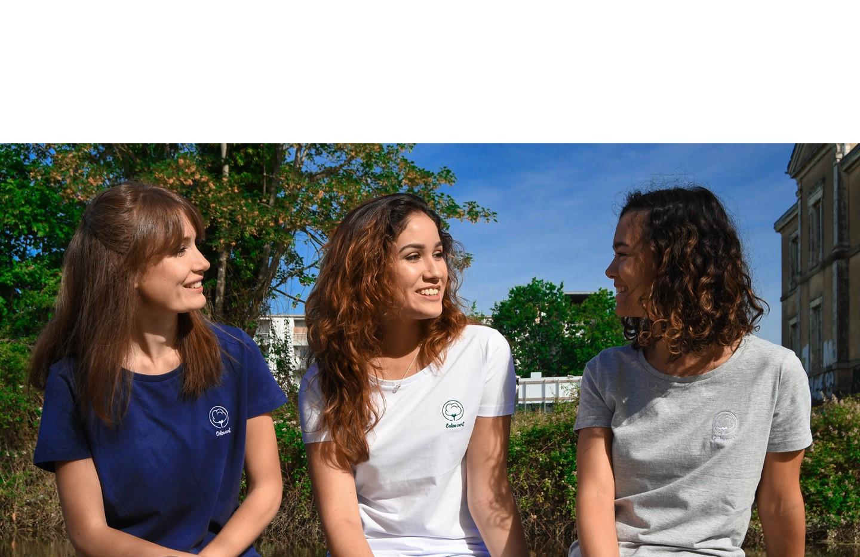 T-shirt_femme_gris_chiné_broderie_bas_gr