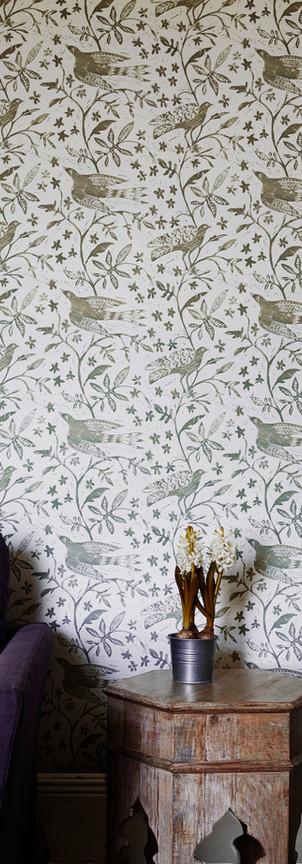 Jasmine Birds - Wren Grey