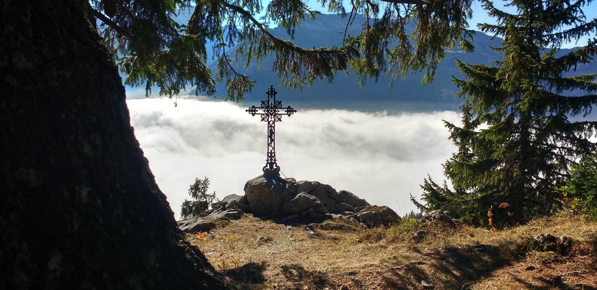 Croix de Jeanne Hudry