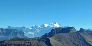 Le Mont Blanc au rendez-vous!