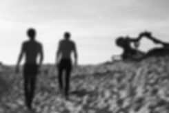 Séance photo privée, sur rdv avec le BIG STUDIO. Sur la plage.