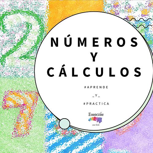 ¡Números y cálculos!