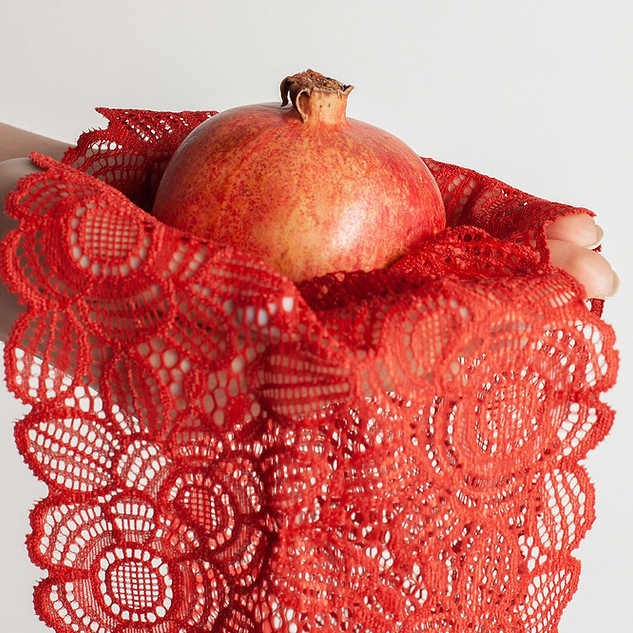 Chanty Lace ~ Recycle, Rethink, Recreate