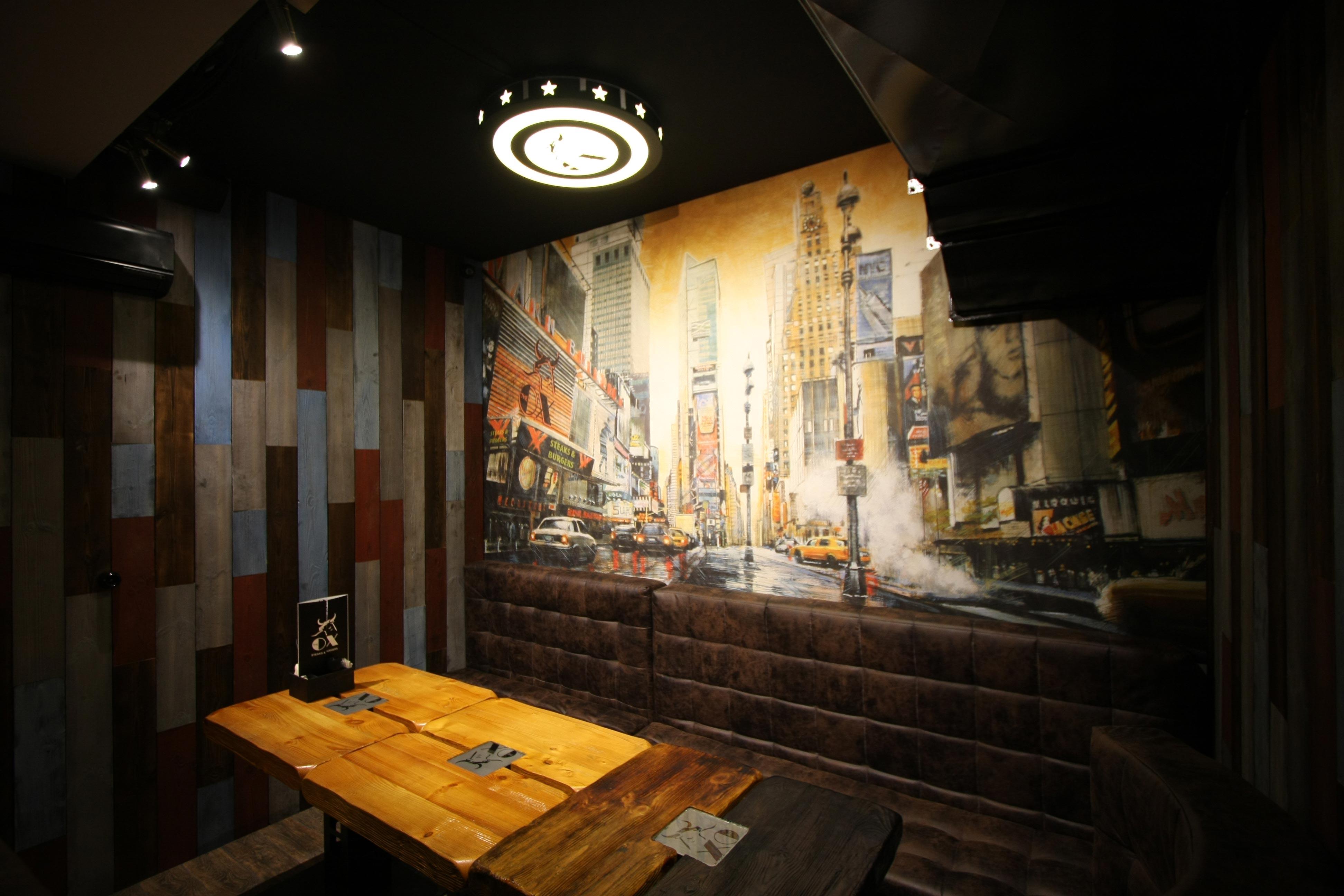 Ресторан The OX Зеленоград