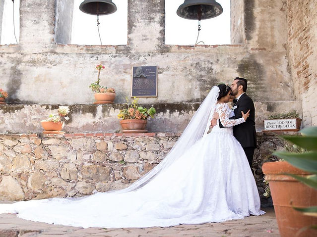 Edward's Mansion Wedding