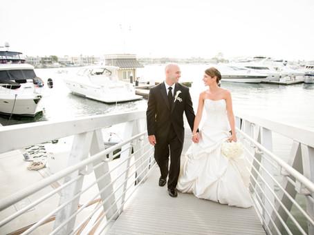 Romantic Wedding at the Beach...
