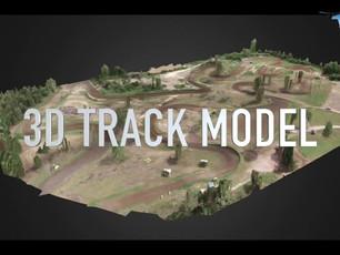 3D Virtual Track Tour & Aerial Drone Vision
