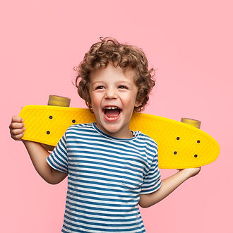 Smile Children with Pink BG (S).jpg