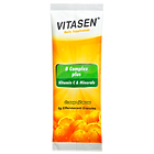 VITASEN B Complex plus Vitamin C & Miner