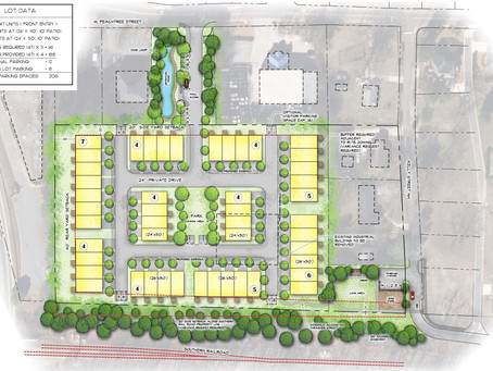Leaders Group New 47 Townhomes Development Project Announcement