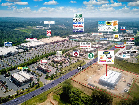 Leaders Group New Canton GA Retail Shopping Plaza Acquisition Project Announcement