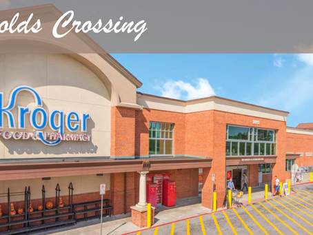 Leaders Group Reynolds Crossing Shopping Plaza Closing Announcement