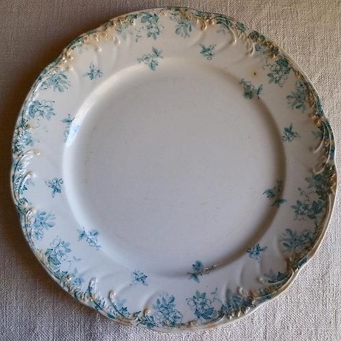 0126 Ridgways リッジウェイ 平皿 Ø24,3