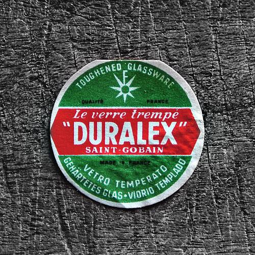 オールドデュラレックス DURALEX