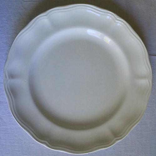 0116 LongchampリムØ26cm平皿