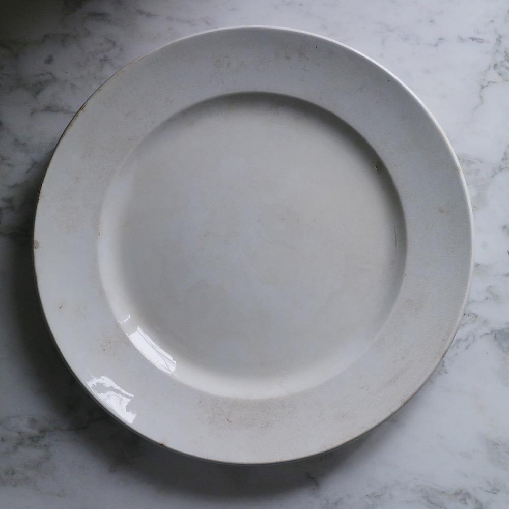 95, クレイユエモントロー 大皿