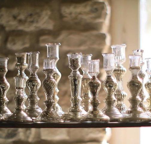 #マーキュリー #ガラス の #ギャンドルスタンド__#bougeoir #mercury _#candleholder #antiques _#アンティークのある暮らし _#フランスアンティーク _#7月7日のプロローグ展より展開予定