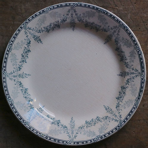 19_02_11 Creil et Montereau Mignon ミニョン 平皿