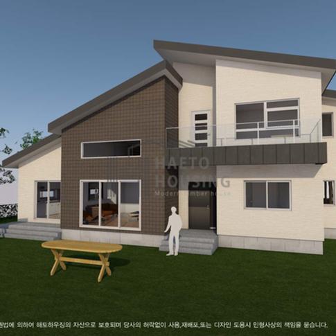 해토11월 주택모델