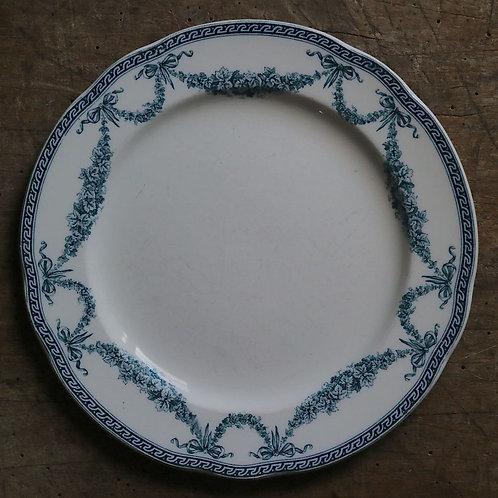 19_02_08 ウェッジウッドLA FRANCE ラ フランス平皿
