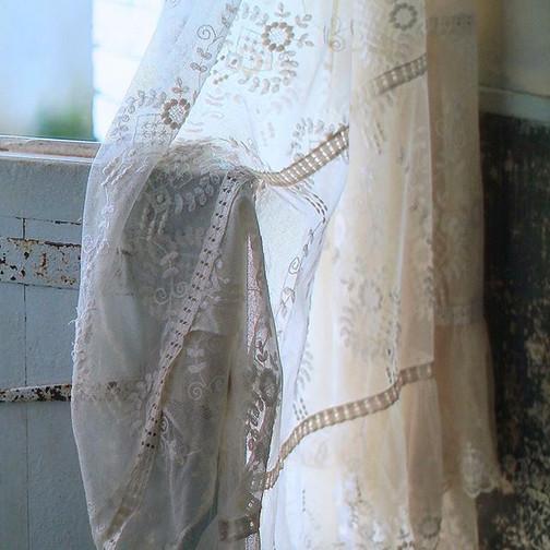 #アンティークレース__#フランスアンティーク _#dentelle #lace _#アンティークのある暮らし _#antiques #レース #tv_charmingfences #tv_retro