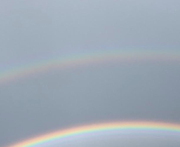 Arc en ciel et luminothérapie