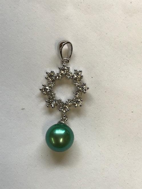 Crystal Bling Pendant