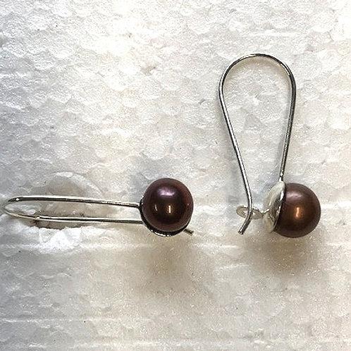 Easy Hook Loop Earrings