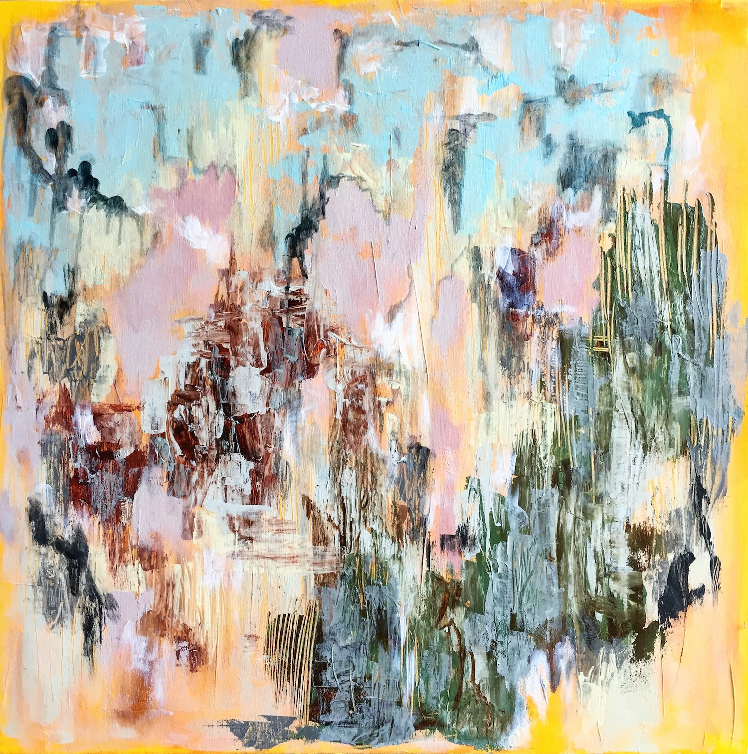 Conversations With Trees 3 (SOLD)