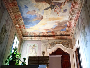 Artist residency in Italy