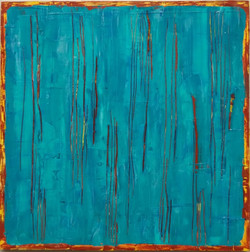 Study in Blue #1 (SOLD)