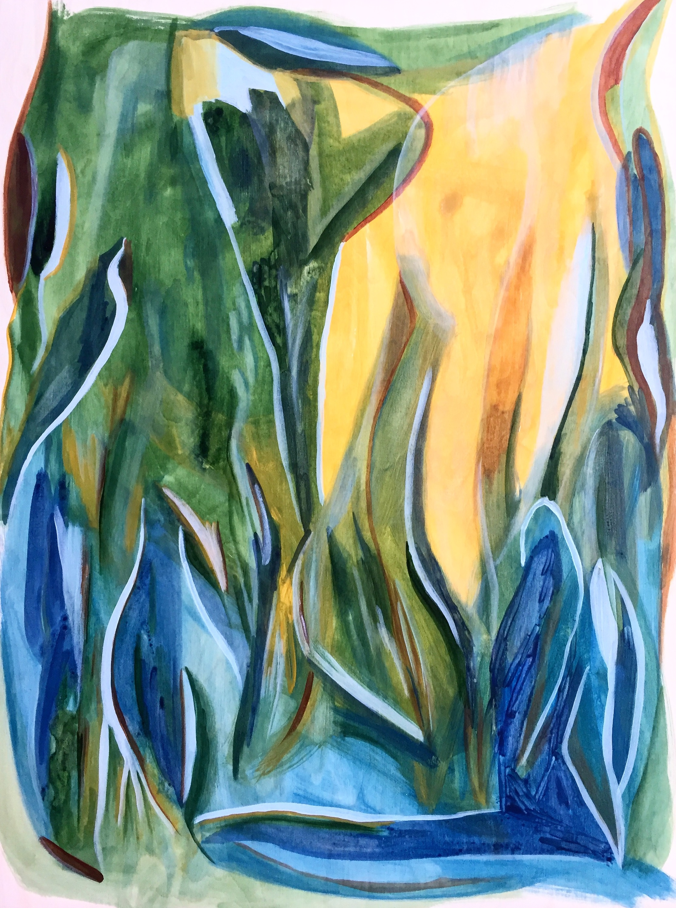 In the Yellow Forest 2 (SOLD)